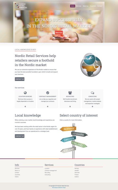 Nordic Retails Services